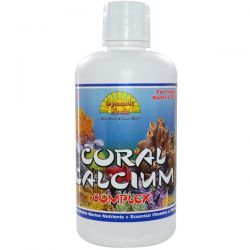 Dynamic Health  Laboratories, Coral Calcium Complex, 32 fl oz (946 ml)