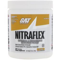 GAT, Nitraflex, Pineapple, 10.6 oz (300 g)