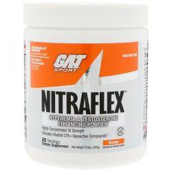 GAT, Nitraflex, Orange, 10.6 oz (300 g)