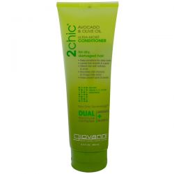 Giovanni, Ultra-Moist Conditioner, for Dry, Damaged Hair, Avocado & Olive Oil, 8.5 fl oz (250 ml)