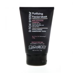 Giovanni, D:tox System, Purifying Facial Mask, 4 oz (113 g)