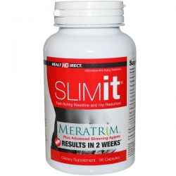 Health Direct, Slimit, 56 Capsules Country