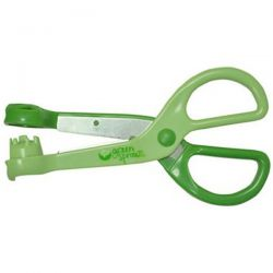 iPlay Inc., Green Sprouts, Snip & Go Scissors, 1 Piece Historyczne