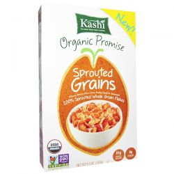Kashi, Organic, Sprouted Grains, Cereal, 9.5 oz (269 g) Historyczne
