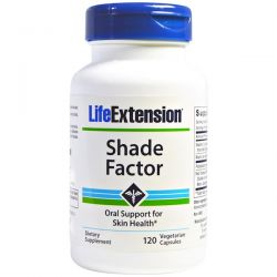 Life Extension, Shade Factor, 120 Veggie Caps Country