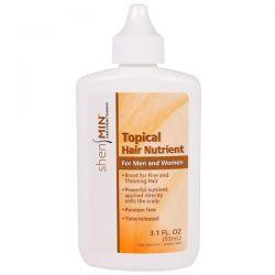 Natrol, Shen Min, Topical Hair Nutrient, For Men and Women, 3.1 fl oz (93 ml) Historyczne
