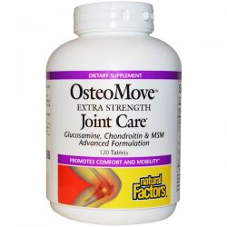 Natural Factors, OsteoMove, Extra Strength Joint Care, 120 Tablets Historyczne