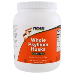 Now Foods, Whole Psyllium Husks, 12 oz (340 g) Pozostałe
