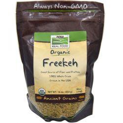 Now Foods, Organic Freekeh, 16 oz (454 g)