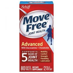Schiff, Move Free, Joint Health, 80 Coated Tablets Country