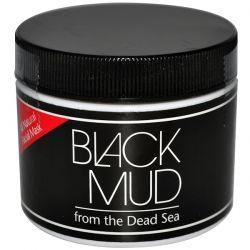 Sea Minerals, Black Mud, All Natural Facial Mask, 3 oz  Historyczne