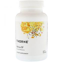 Thorne Research, Meriva-SF, Curcumin Phytosome, 120 Capsules