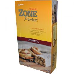 ZonePerfect, Classic, All-Natural Nutrition Bars, Cinnamon Roll, 12 Bars, 1.76 oz (50 g) Each Pozostałe