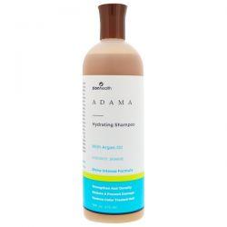 Zion Health, Adama, Hydrating Shampoo, Coconut Jasmine, 16 fl oz (473 ml) Pozostałe