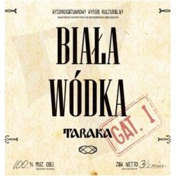 Biała wódka - Taraka