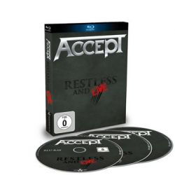 Restless And Live - Accept