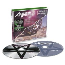 Sound Of White Noise: Stomp 442 - Anthrax