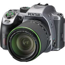 Pentax K-70 DSLR Camera with 18-135mm Lens (Silver) 16994 B&H Historyczne