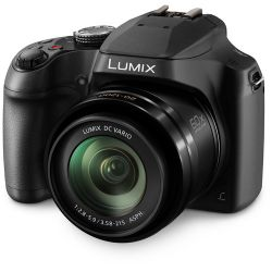 Panasonic  Lumix DC-FZ80 Digital Camera DC-FZ80K Historyczne