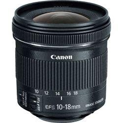 Canon EF-S 10-18mm f/4.5-5.6 IS STM Lens 9519B002 B&H Photo Pozostałe