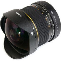 Opteka 6.5mm f/3.5 Circular Fisheye Lens for Canon EF OPT65C B&H Country