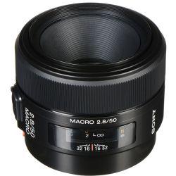 Sony  50mm f/2.8 Macro Lens SAL50M28 Fotografia