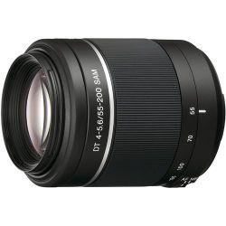 Sony  DT 55-200mm f/4-5.6 SAM Lens SAL55200/2 Fotografia