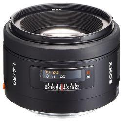 Sony  50mm f/1.4 Lens SAL50F14 Fotografia