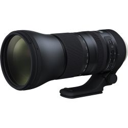 Tamron SP 150-600mm f/5-6.3 Di VC USD G2 for Canon EF Fotografia