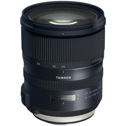 Tamron SP 24-70mm f/2.8 Di VC USD G2 Lens for Canon AFA032C-700 Fotografia