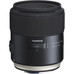 Tamron SP 45mm f/1.8 Di VC USD Lens for Canon EF AFF013C-700 B&H Fotografia