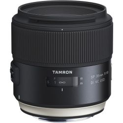 Tamron SP 35mm f/1.8 Di VC USD Lens for Nikon F AFF012N-700 B&H Fotografia