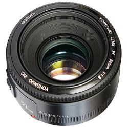 Yongnuo YN 50mm f/1.8 Lens for Canon EF YN50MM 1.8 C B&H Photo Fotografia
