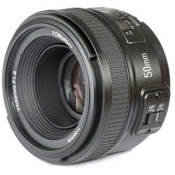 Yongnuo YN 50mm f/1.8 Lens for Nikon F YN50MM 1.8 N B&H Photo Fotografia