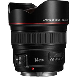 Yongnuo YN 14mm f/2.8 Lens for Canon EF YN14MMF2.8C B&H Photo Fotografia