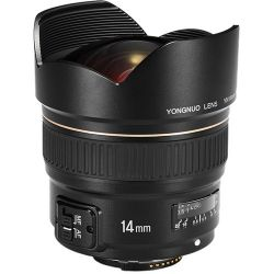 Yongnuo YN 14mm f/2.8N Lens for Nikon F YN14MMF2.8N B&H Photo Fotografia