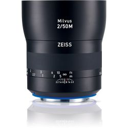 ZEISS Milvus 50mm f/2M ZE Lens for Canon EF 2096-559 B&H Photo Fotografia