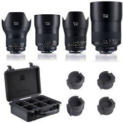 ZEISS Milvus ZF.2 4-Lens Bundle for Nikon F 2171-159 B&H Photo Obiektywy