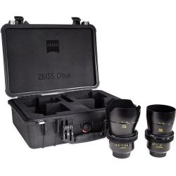 ZEISS Otus ZE Bundle with 28mm and 55mm Lenses 2182-367 B&H Obiektywy