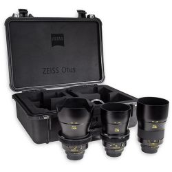 ZEISS Otus ZF.2 Bundle with 28mm, 55mm, and 85mm Lenses 2182-620 Obiektywy