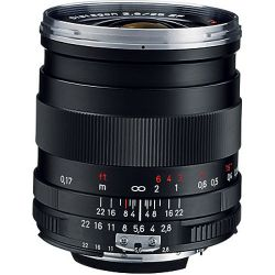 ZEISS 25mm f/2.8 ZS Distagon Lens for Universal (M42) 1463-831 Obiektywy