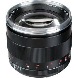 ZEISS Telephoto 85mm f/1.4 ZE Planar T* Manual Focus 1677-838 Obiektywy