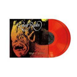 High On Infinity (winyl w kolorze czerwono pomarańczowym) - Count Raven
