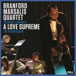 A Love Supreme - Marsalis Branford Quartet