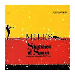 Sketches of Spain (winyl w kolorze żółtym) - Davis Miles