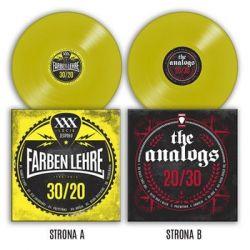 30/20 * 20/30 (winyl w kolorze żółtym) - Farben Lehre Historyczne