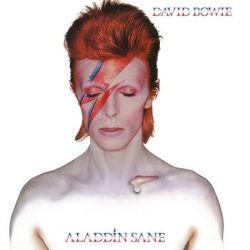 Aladdin Sane - Bowie David Historyczne