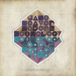 Modern Kosmology (winyl w kolorze niebieskim) - Jane Wever