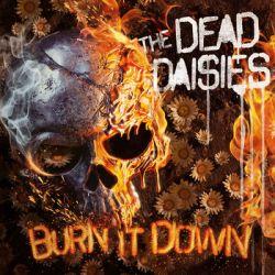 The Burn It Down (winyl w kolorze czerwonym) - The Dead Daisies