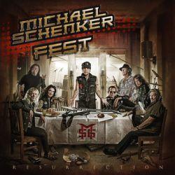 Resurrection (przezroczysty winyl) - Michael Schenker Fest